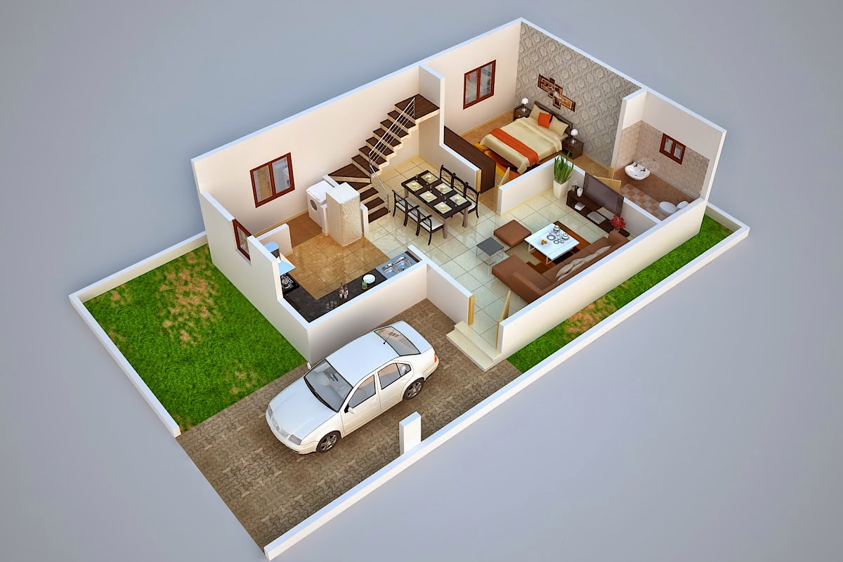 Peninsula palmville luxury villas sarjapura approved by for 30x50 duplex house plans