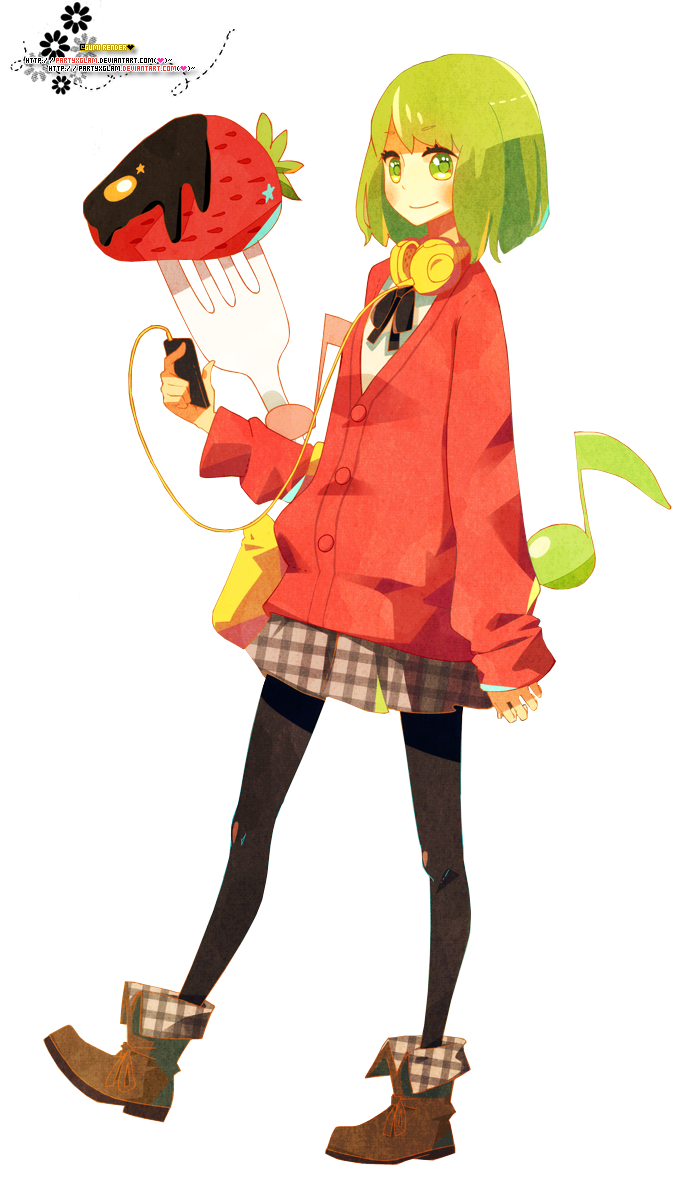 PNG-Gumi Megpoid