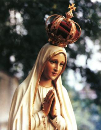 Najświętsza Maryja Panna z Fatimy