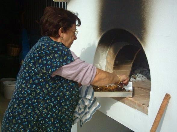 S'àvia al forn