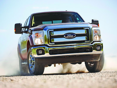 Ford Pickup F-250 Doble Cabina 1