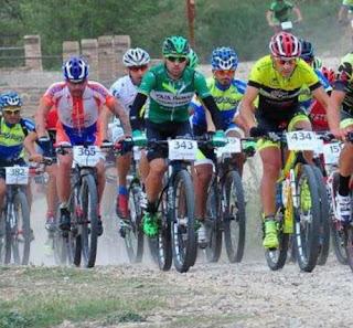 Ciclismo Aranjuez Carpio de Tajo