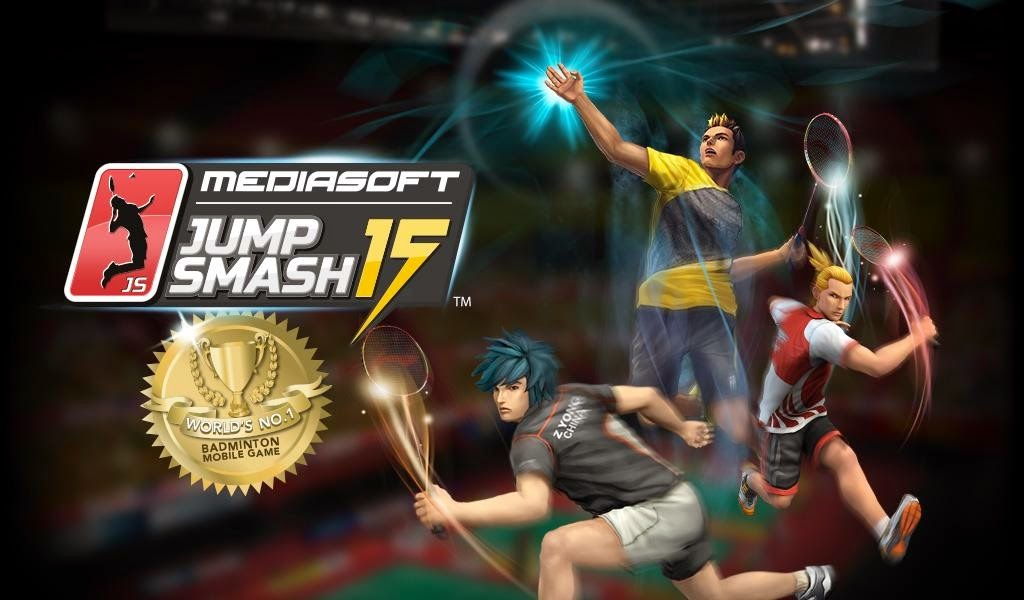 Li-Ning Jump Smash™ 15 v1.1.2 APK [Mod Money]