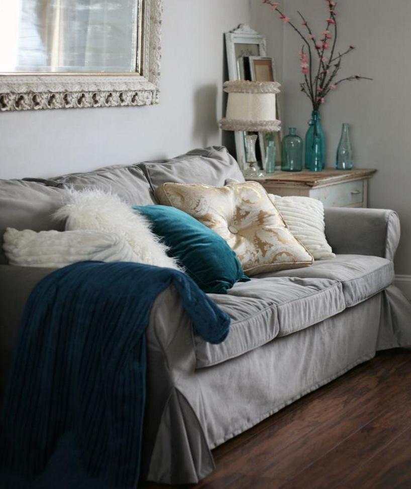 Fundas para sofas de ikea new ikea slipcovers desde my for Sofas gran confort