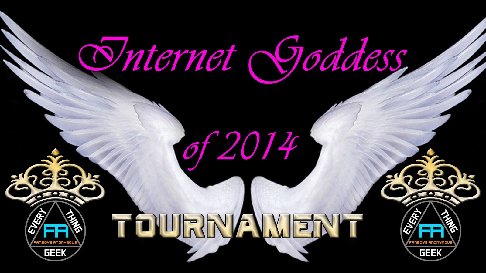Women of the Web Tournament 2014 Queens of the Internet