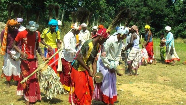 Santal Dasai enej dance