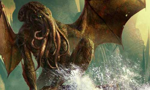 lovecraft, fantasy, books, horror