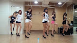 SISTAR - Give It To Me (Dance Practice)