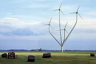 imagen de molinos eolicos