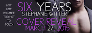 Six Years Cover Reveal & Giveaway