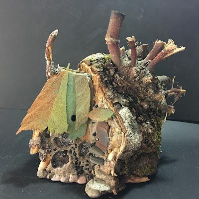 Carol Yamada Scullpture