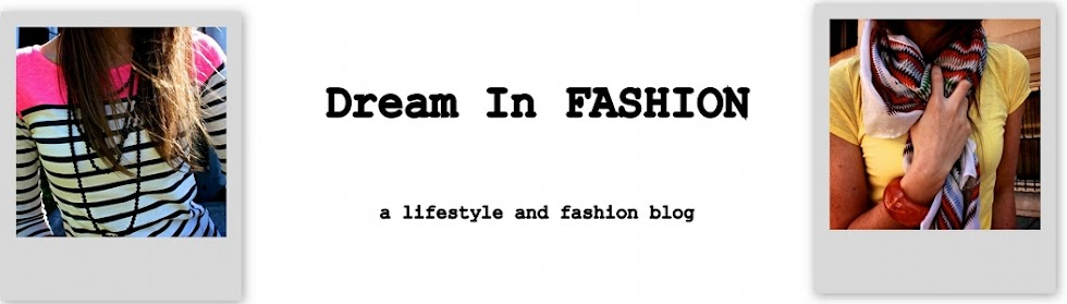 Dream in Fashion