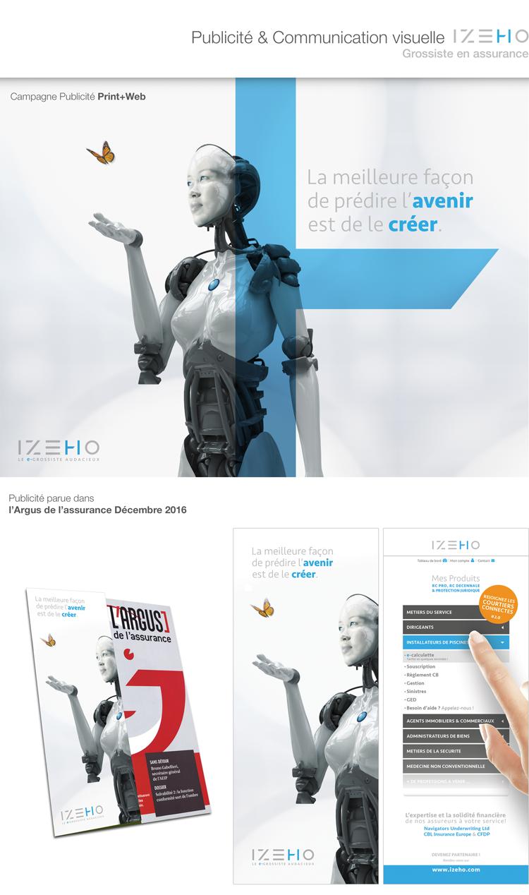 IZEHO 2016 Publicité Argus de l'assurance