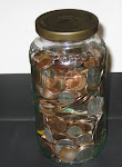 My Found Money Jar