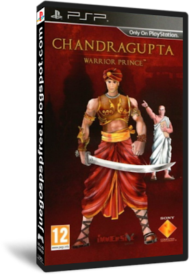 Chandragupta Warrior Prince PSP,بوابة 2013 Chandragupta Warrior