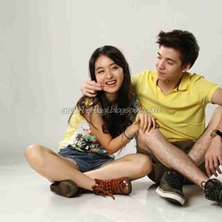 Foto Natasha Wilona Dengan Stefan William Romantis