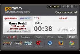 Billing Warnet PCMAN Ver.2009052601 Pc3