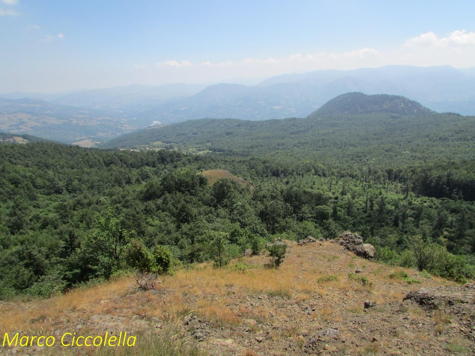 Giardino Pietra Corva : Guida naturalistica in oltrepò pavese pan perduto giardino