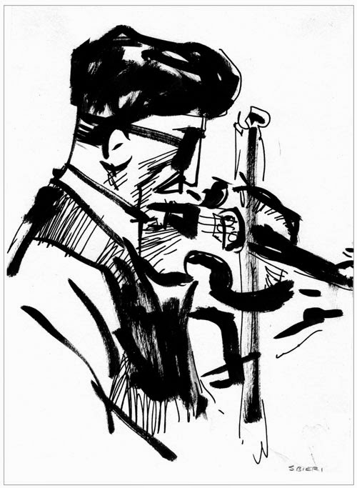 fiddle player by sean bieri