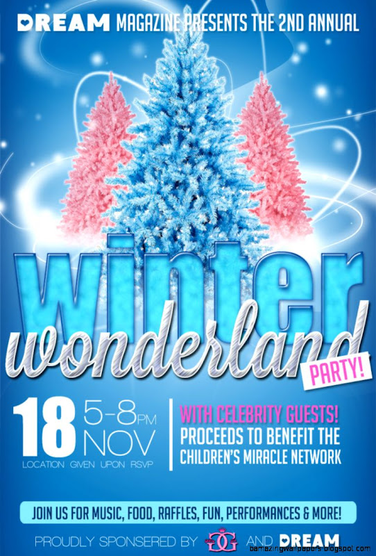2nd Annual Dream Magazine Winter Wonderland Party  Inkies Ink
