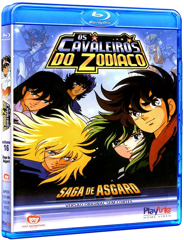 Cavaleiros do Zodíaco: A Saga de Asgard – Parte 1 (1989) Blu-Ray 720p Download Torrent Dublado