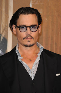 Johnny Depp hairstyle Pictures - Celebrity Hairstyle Ideas for Men