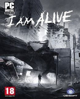 I Am Alive PC Box