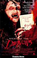 Night of the Demons Movie (1988)