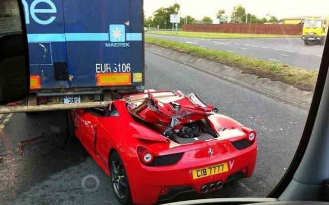 Menlo Park Car Crash