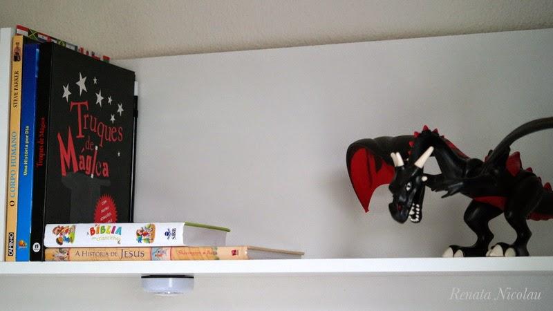 Dicas de decoração e organização para quarto de menino (Tour pelo quarto do Luan)