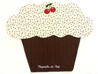 jogo americano cupcakes