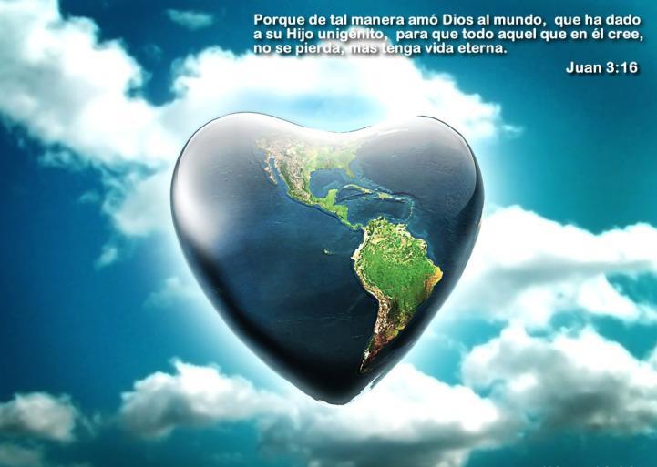 Dios ama el mundo
