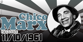 11/10/1961: fallece Chico Marx