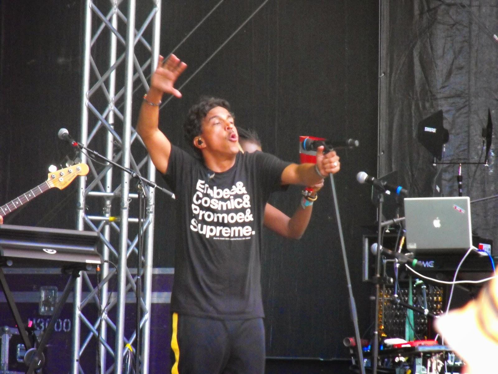 siestafestivalen, Siestafestivalen 2014, SiestaHlm, #SiestaHlm, Hässleholm, Sösdala, Barnfamilj, Musik, Glädje i hjärtat, Timbuktu, Timbuktu & Damn