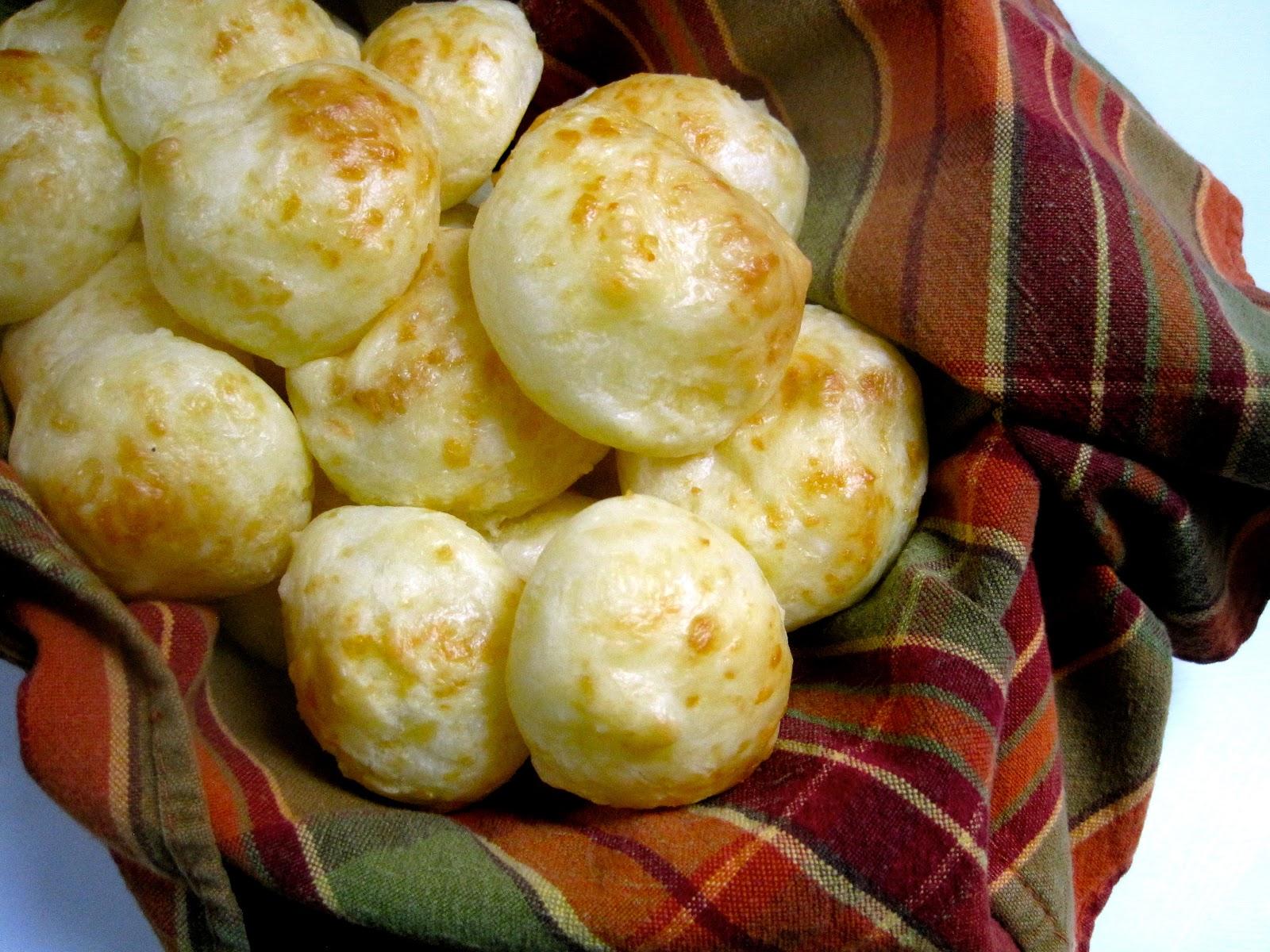 Brazilian Cheese Bread (Pao De Queijo) Recipe — Dishmaps