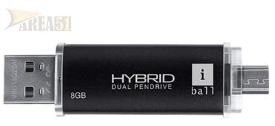 iBall Hybrid OTG pendrive