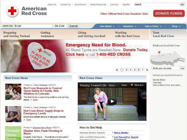 The Red Cross Needs More Blood Donations