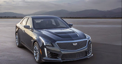 2016 Cadillac Arrives with 640bhp CTS-V