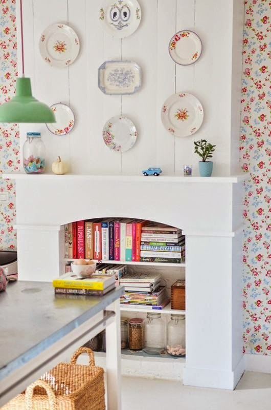 IDEAS PARA GUARDAR LIBROS Y REVISTAS - imagenes de muebles para guardar libros