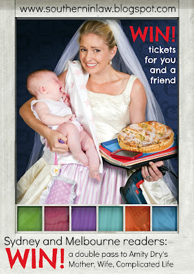 Win tickets to Mother, Wife, Complicated Life the Musical - Amity Dry