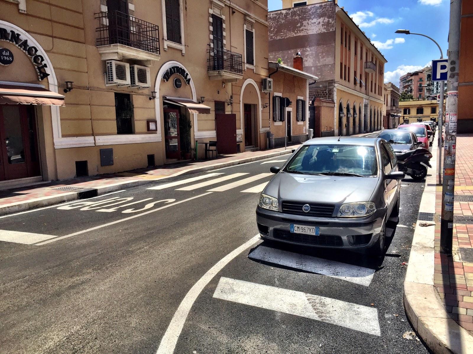 Roma fa schifo milioni di euro di soldi europei gettati - Porta portese lavori ...