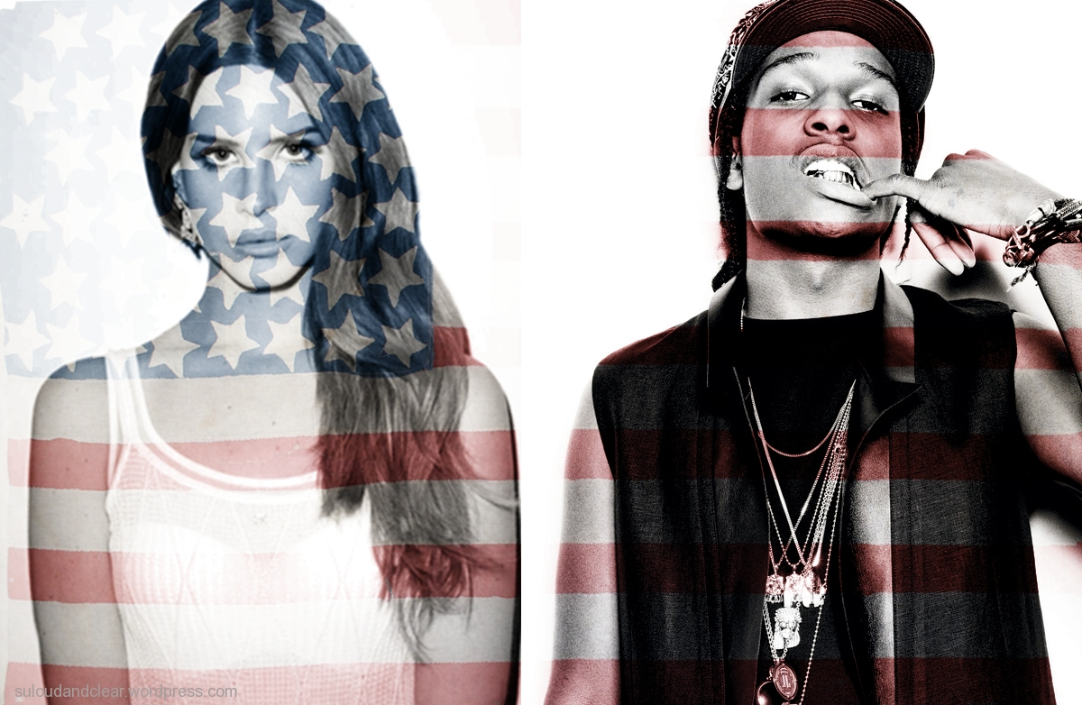 asap rocky and lana del rey dating In a revealing interview, lana del rey said she's done her legwork in the music industry, but who exactly has she slept with.
