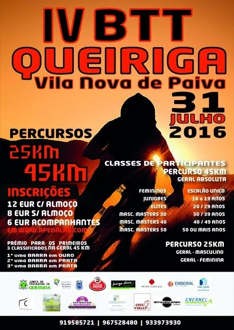 31JUL * QUEIRIGA