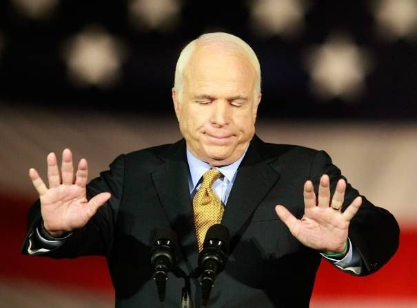 barack obama vs john mc cain essay Results of the presidential election of 2008, won by barack h obama with 365 electoral votes  democrat barack obama,  defeated republican john mccain.