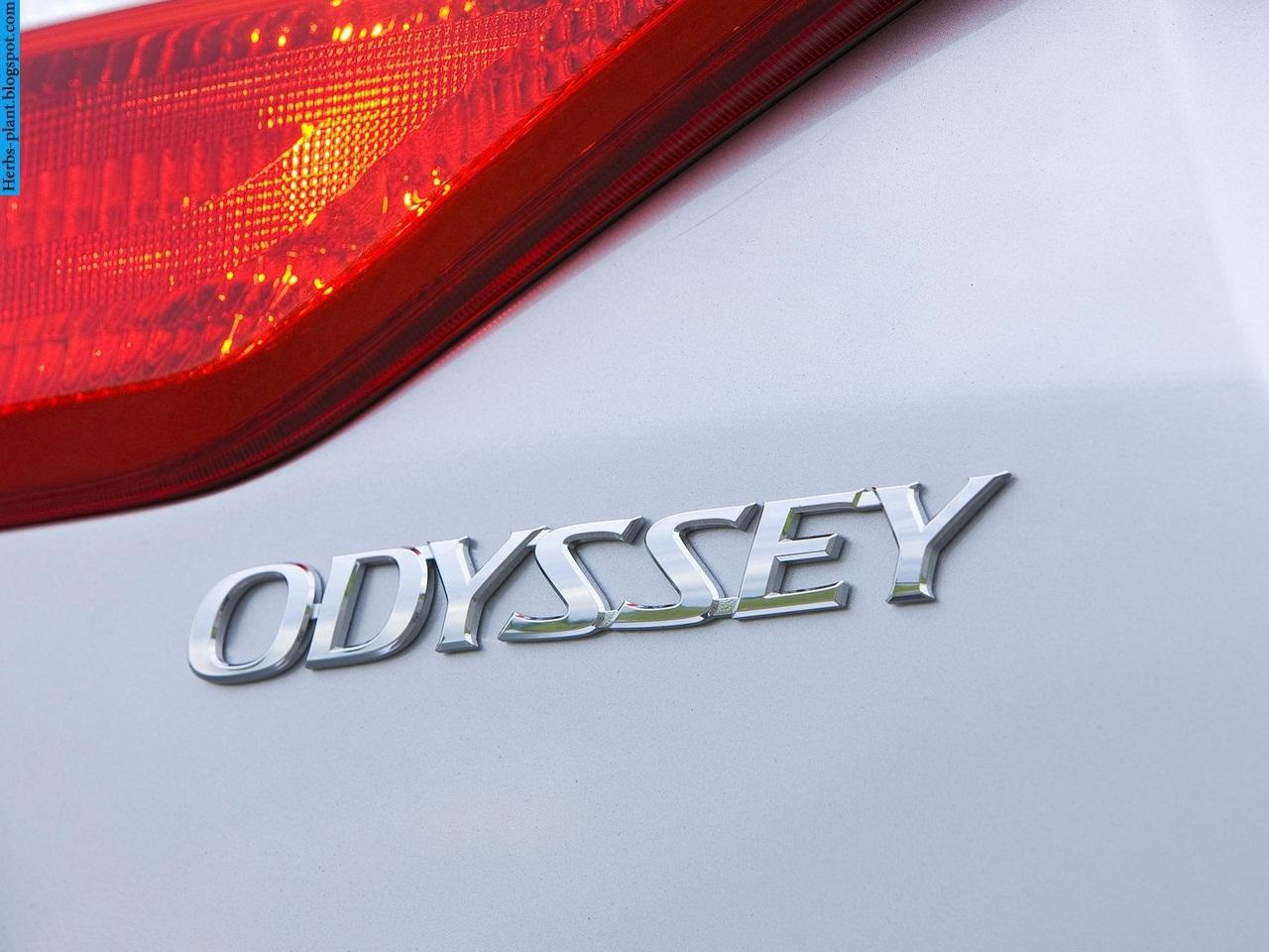 Honda odyssey car 2013 logo - صور شعار سيارة هوندا اوديسي 2013