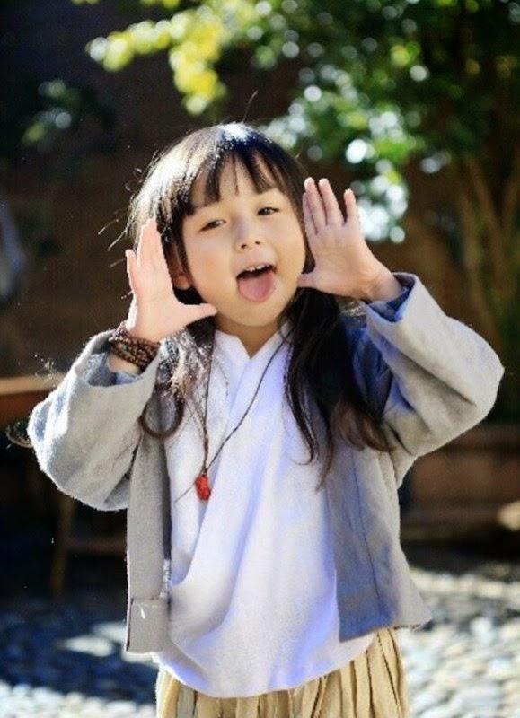 Foto Liu Chu Tian balita yang baru dinobatkan tercantik di dunia