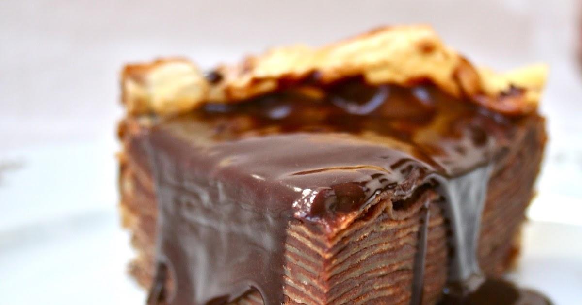 Crepe Layer Cake