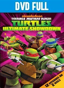 TMNT: Ultimate Showdown DVDR Full Español Latino 2014