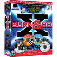 برنامج نسخ السيديات Programme Copy CDs BurnGO