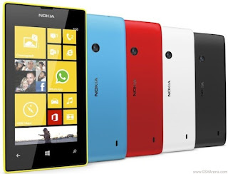 Harga Nokia Lumia 720 Terbaru
